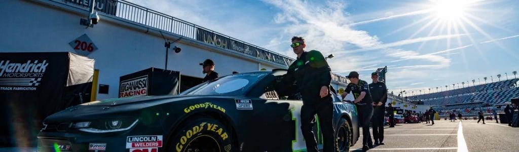 NASCAR inspection violations at Atlanta Motor Speedway