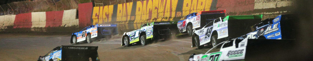 East Bay Raceway Park Results: February 7, 2020 (Lucas Late Models)