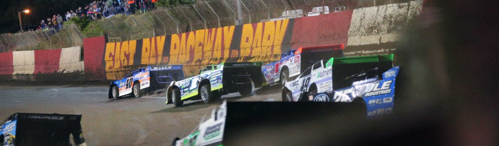 East Bay Raceway Park Results: May 25, 2020 (Lucas Late Models) LIVE VIDEO
