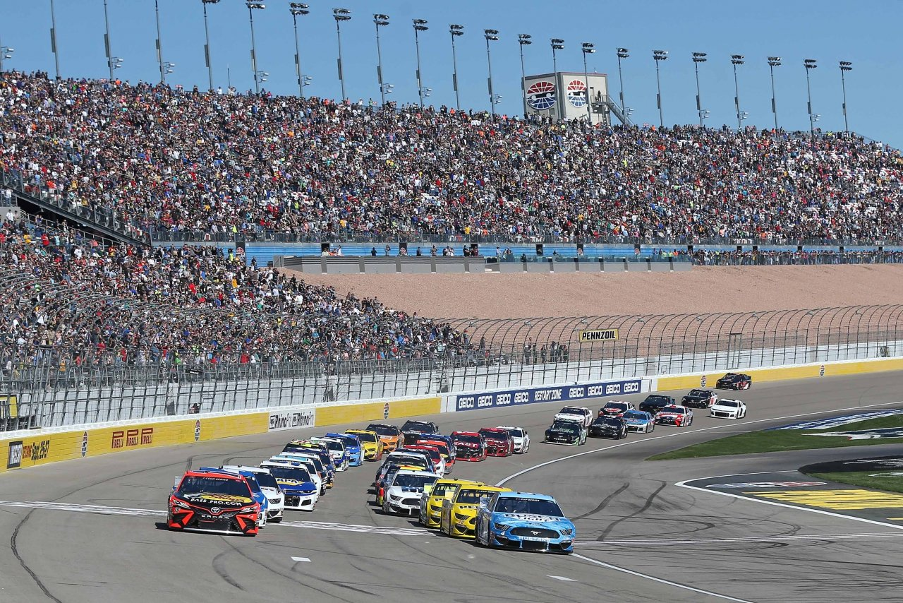 Las Vegas Race Results: February 23, 2020 (NASCAR Cup Series) - Racing News