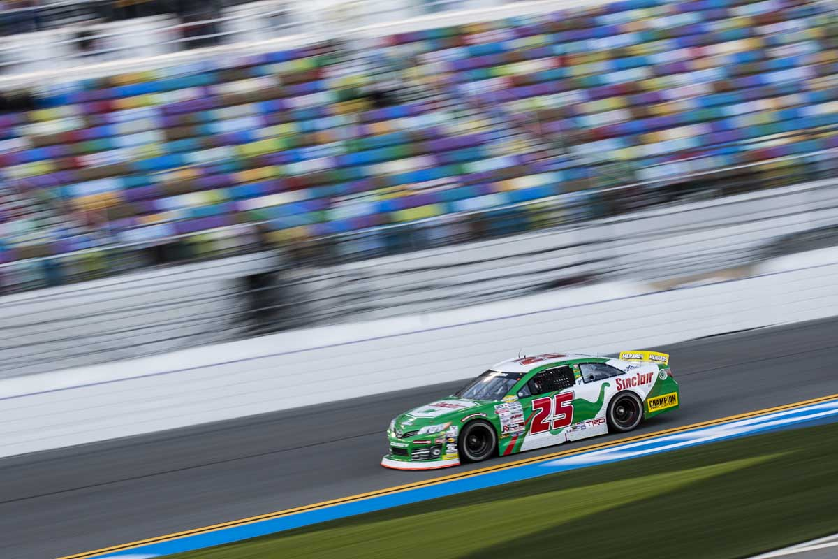 Michael Self at Daytona International Speedway - ARCA Menards Series
