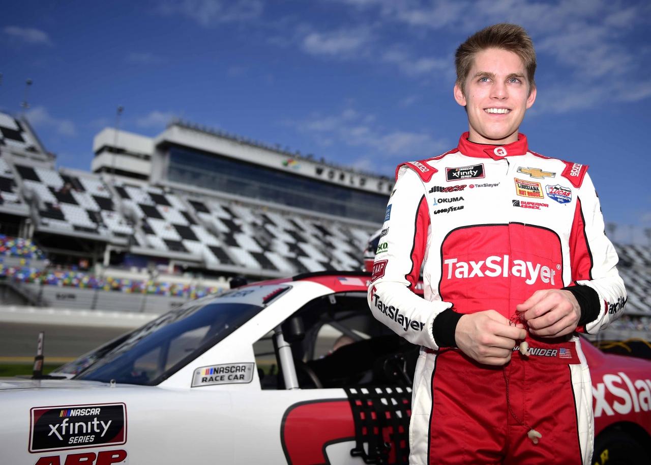 Myatt Snider - NASCAR Xfinity Series driver