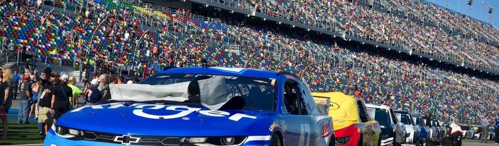 2020 NASCAR Schedule: July-August