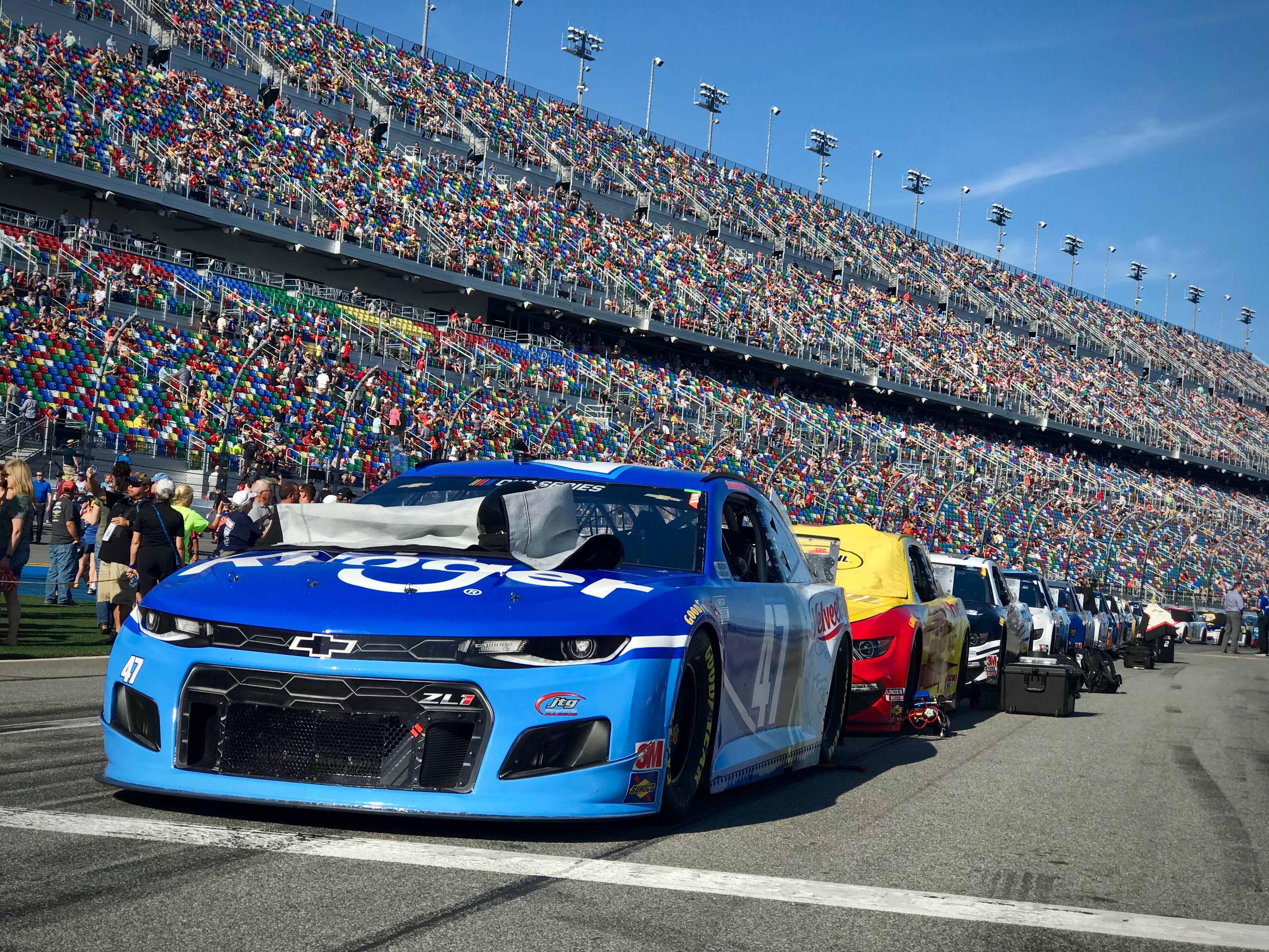 NASCAR Cup Series at Daytona International Speedway
