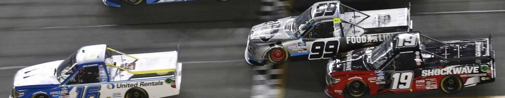 Daytona Truck Race Results: February 14, 2020
