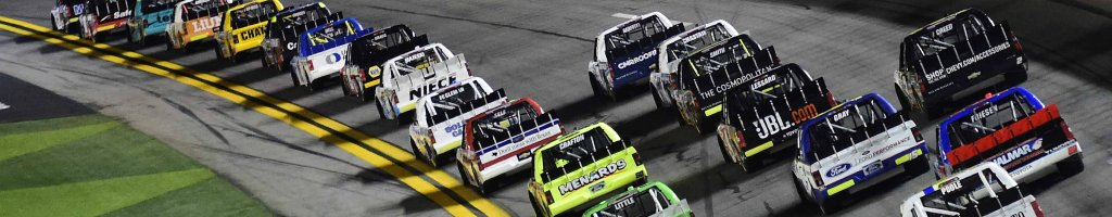NASCAR driver Ray Ciccarelli is done with NASCAR, citing politics