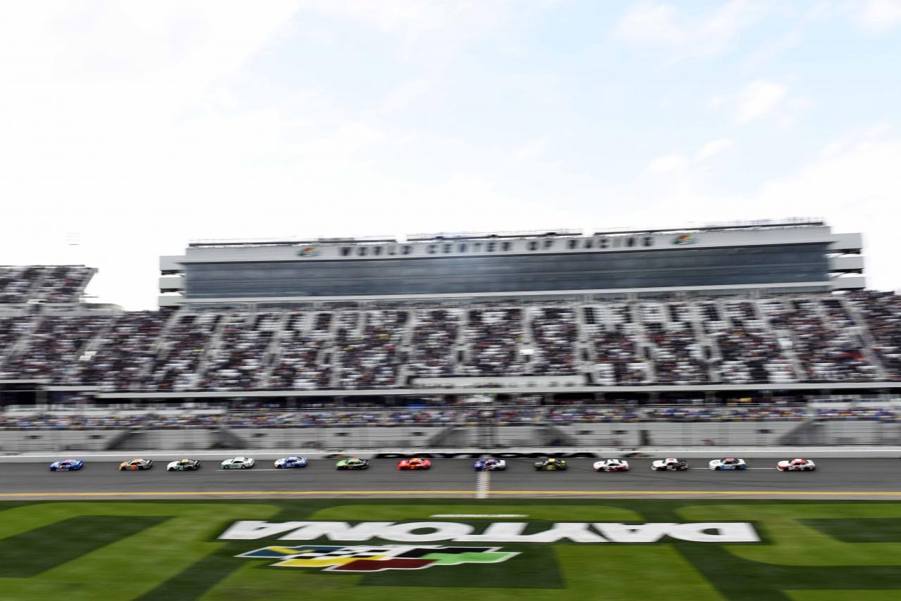 NASCAR Xfinity Series at Daytona International Speedway - Daytona Beach FL