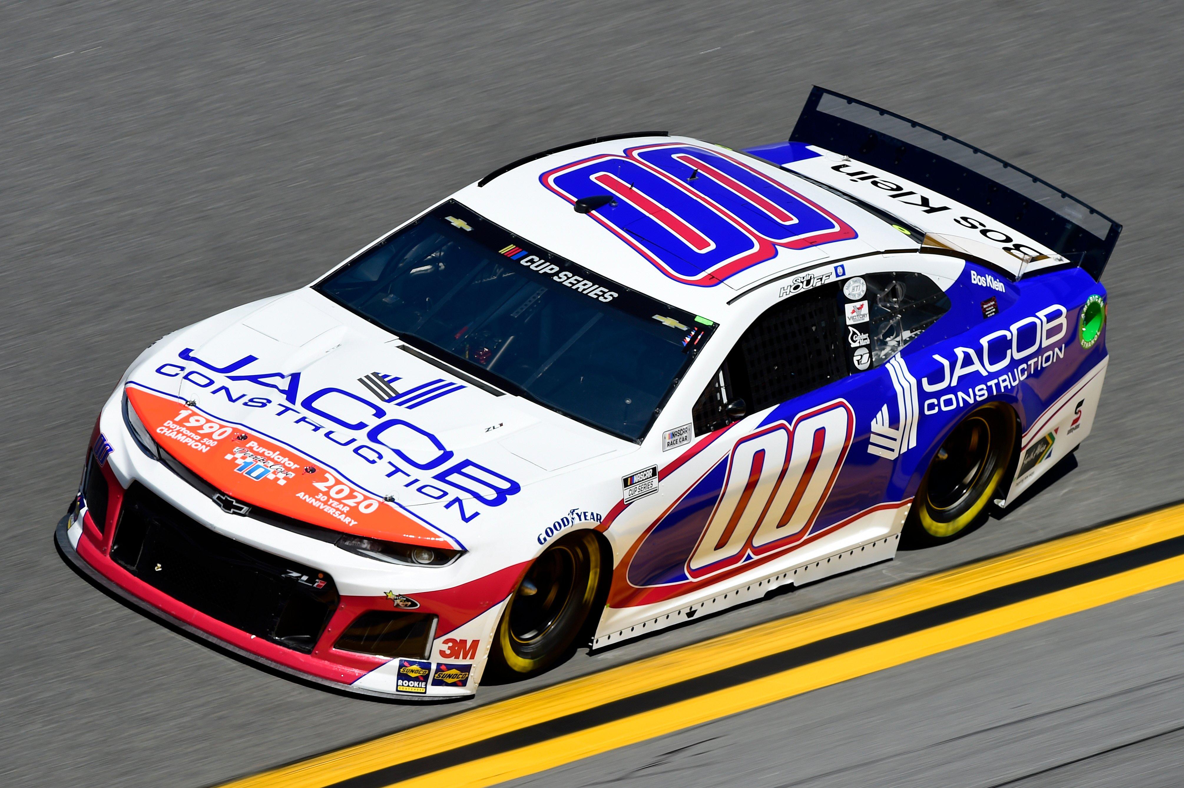 Quin Houff - Daytona 500 - NASCAR Cup Series