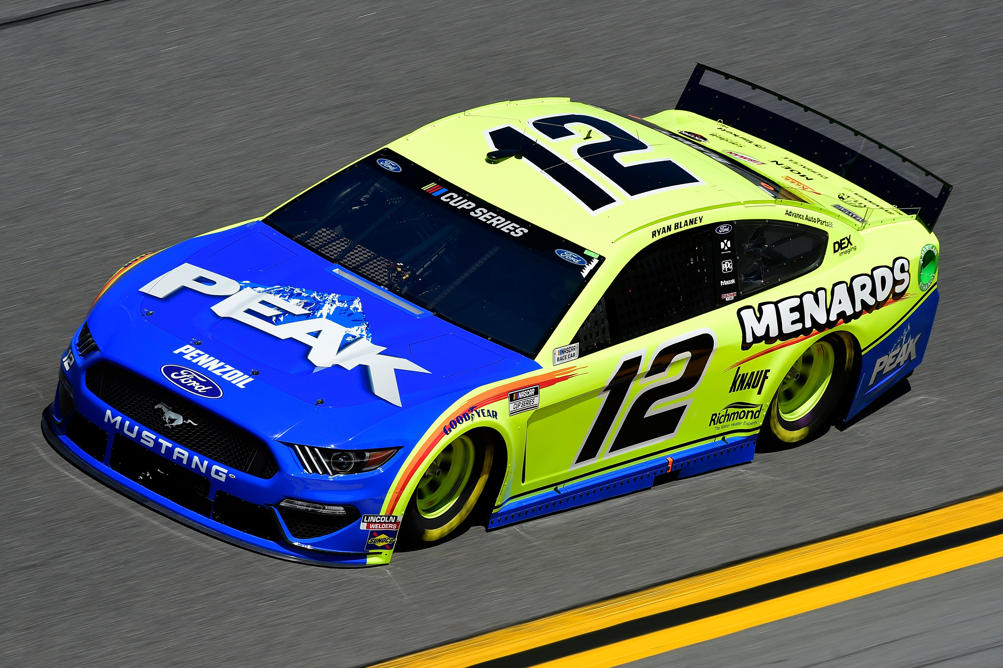 Ryan Blaney - Daytona 500 - NASCAR Cup Series