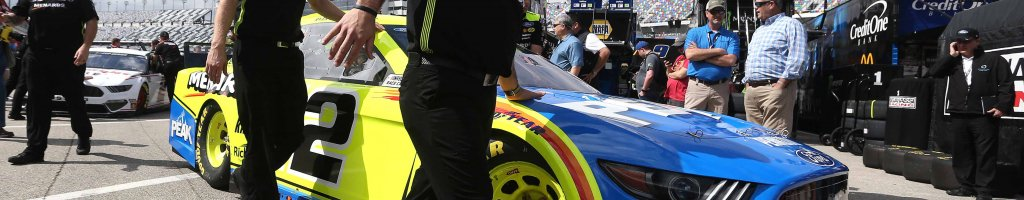 Medical update on the NASCAR crew member that was hit on pit lane at Indianapolis