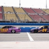 Ryan Blaney and William Byron - Kobe Bryant tribute paint schemes - NASCAR - Auto Club Speedway