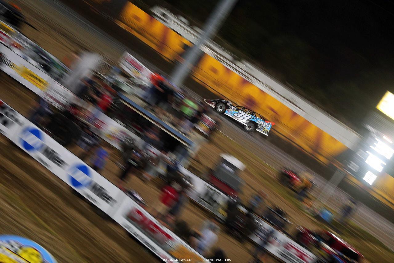Tim McCreadie at East Bay Raceway Park - Lucas Oil Late Model 4256