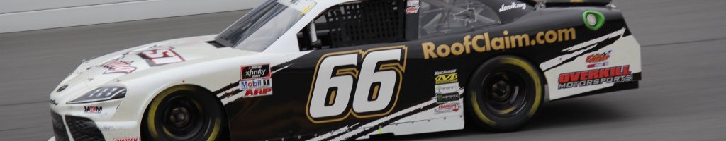 L2 NASCAR penalty for body modifications at Daytona International Speedway
