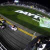 William Byron and Jimmie Johnson in Duel 2 at Daytona International Speedway - NASCAR