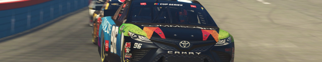 Daniel Suarez becomes first car disqualified by officials in NASCAR iRacing Series (Video)