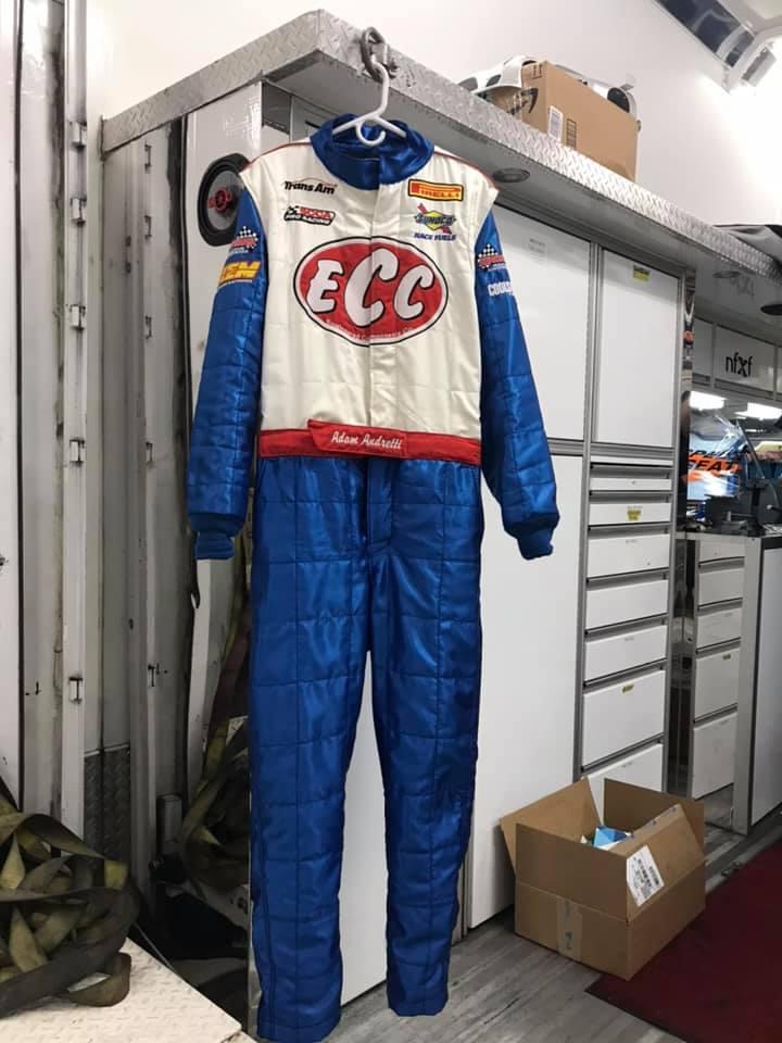 ECC Motorsports - John Andretti tribute