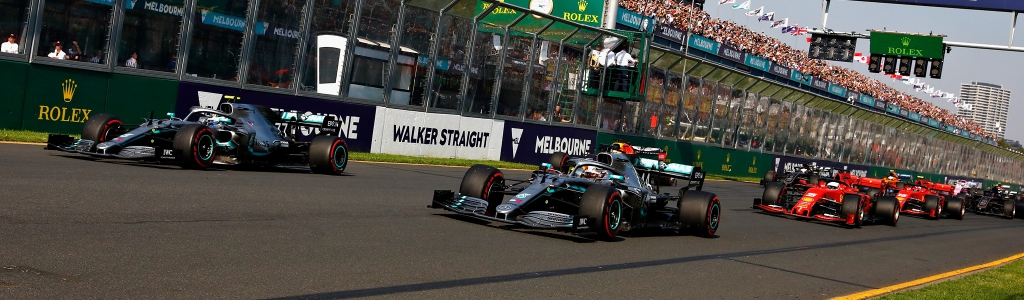 F1 confusion amid coronavirus cancellations (Update: Event canceled)