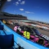 Jimmie Johnson at Phoenix Raceway - NASCAR Cup Series