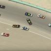 Jimmie Johnson iRacing crash