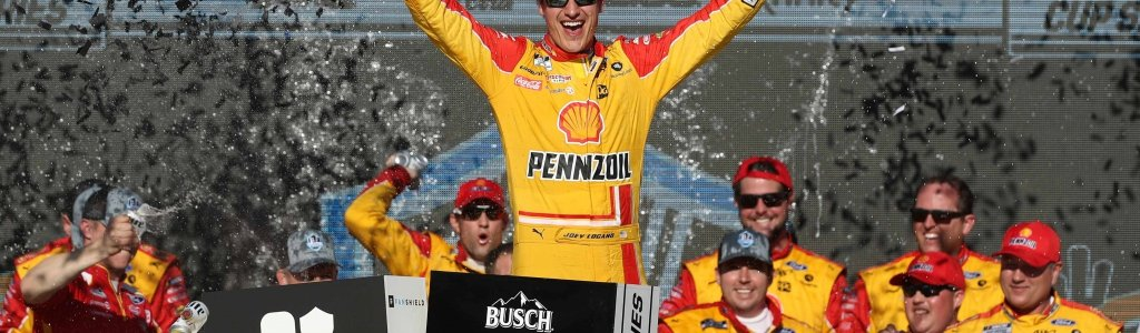 Joey Logano suggests NASCAR rule changes after Talladega crash
