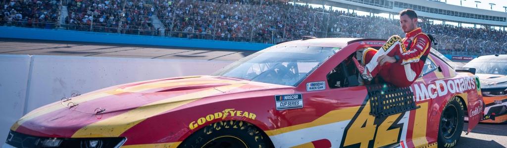NASCAR History: Racial slurs of the past amid Kyle Larson's comment