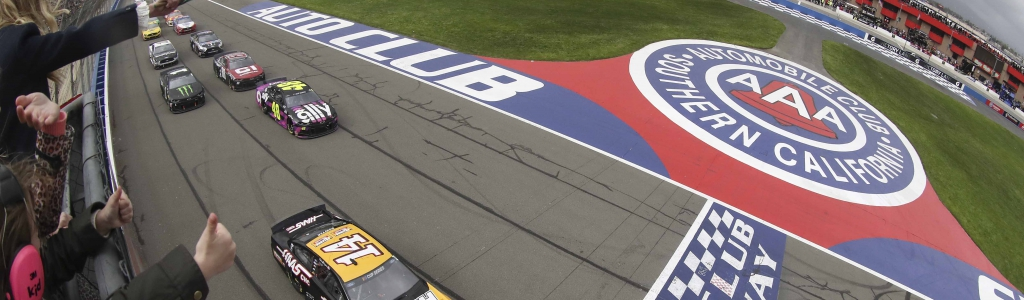 Auto Club Race Results: March 1, 2020 (NASCAR Cup Series