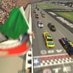 NASCAR iRacing Series at Texas Motor Speedway - William Byron and Dale Earnhardt Jr