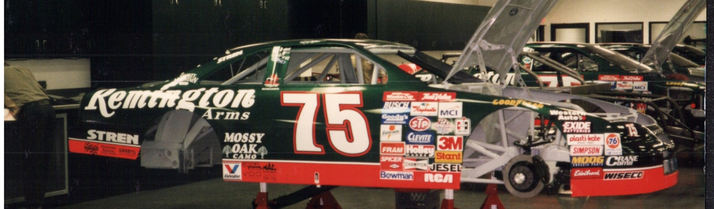 NASCAR driver Rick Mast was going to shoot Jimmy Spencer