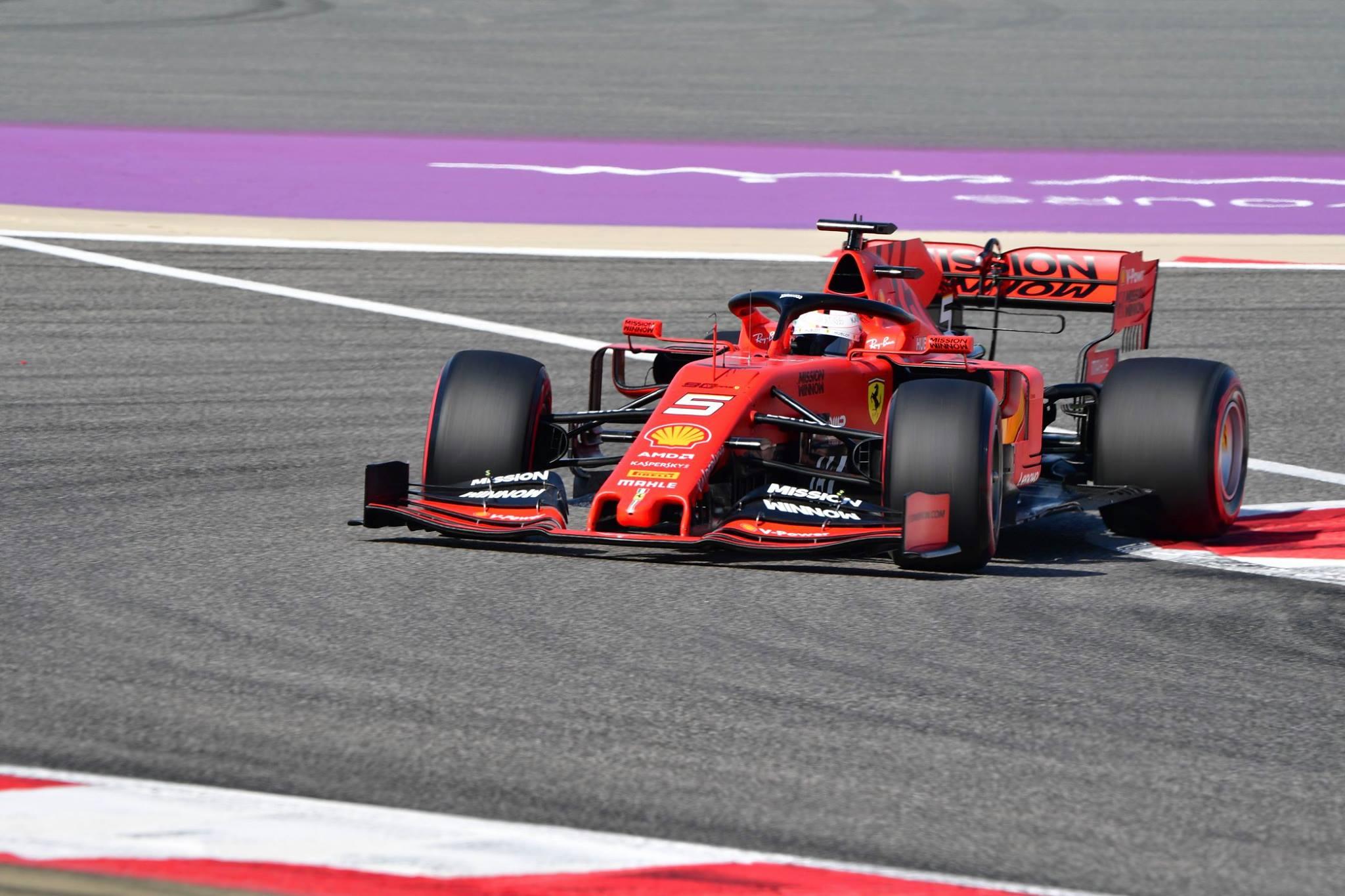Scuderia Ferrari - Bahrain Grand Prix