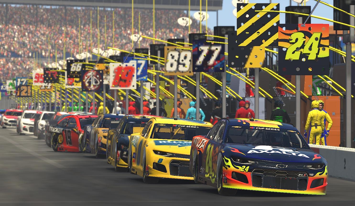 NASCAR iRacing TV Ratings: March 29, 2020 (Texas Motor Speedway) - Racing News