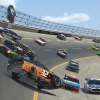 Big one at Talladega Superspeedway - eNASCAR Pro Invitational crash
