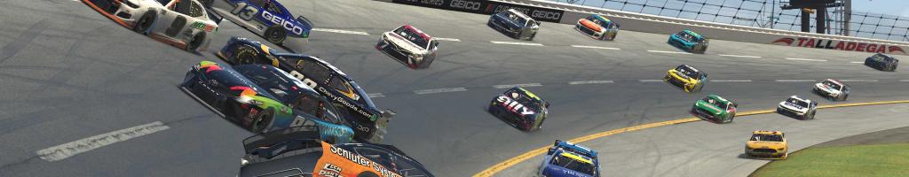 NASCAR iRacing Results: April 26, 2020 – Talladega Superspeedway