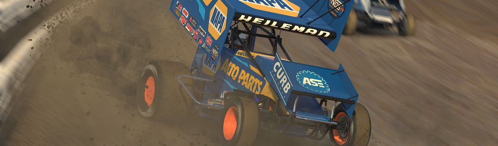 iRacing World of Outlaws: LIVE TV Coverage
