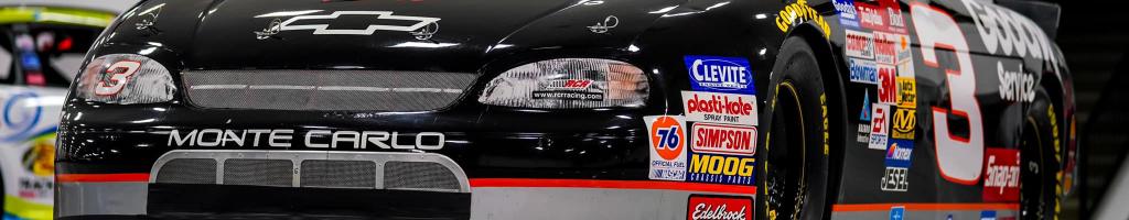 Dale Earnhardt: NASCAR race car for sale