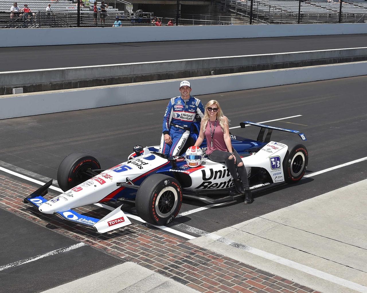 Graham Rahal - 2019 Indy 500