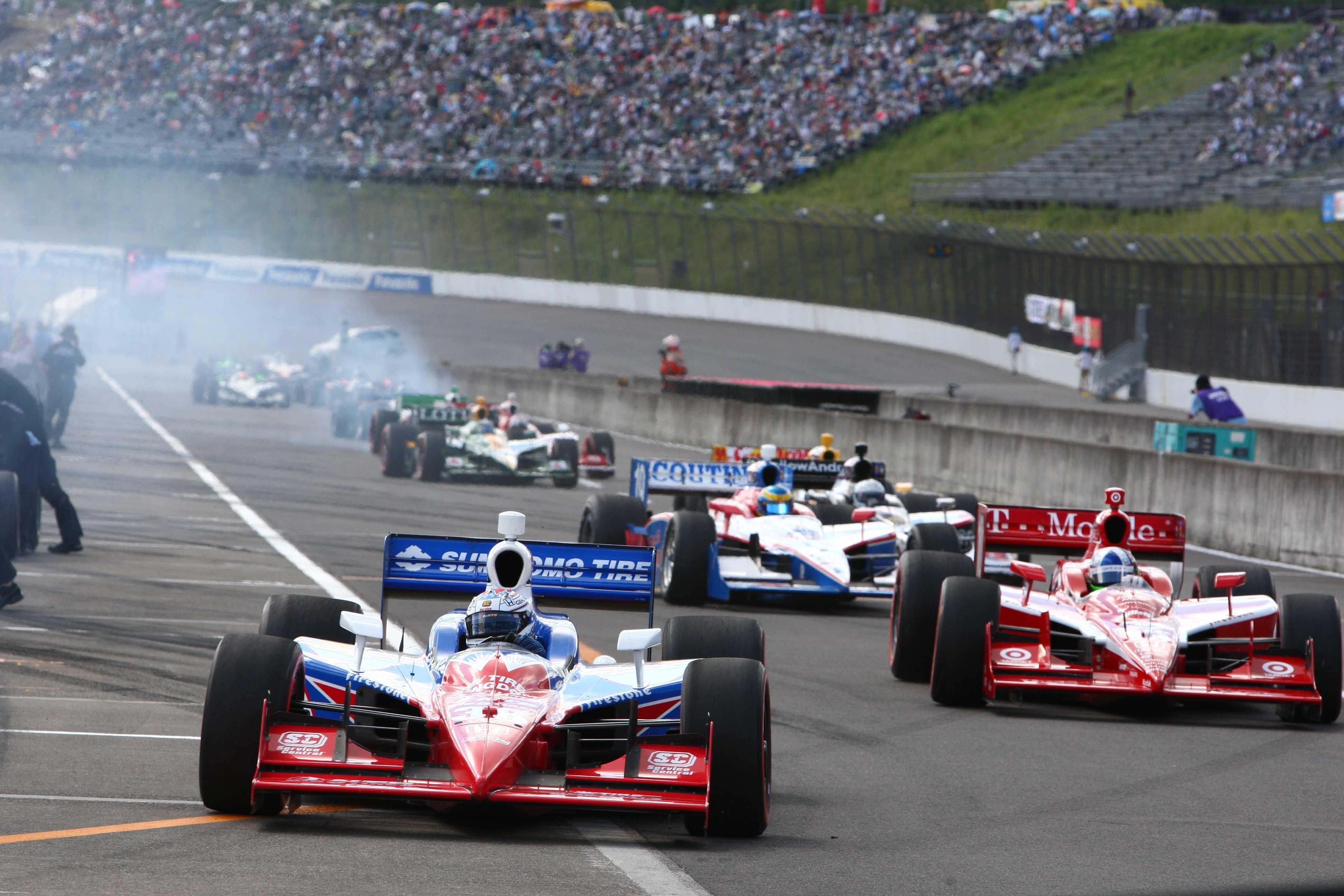 Indycar - Twin Ring Motegi