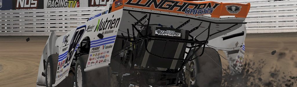 iRacing Lucas Oil Late Model Results: April 10, 2020 – Knoxville Raceway