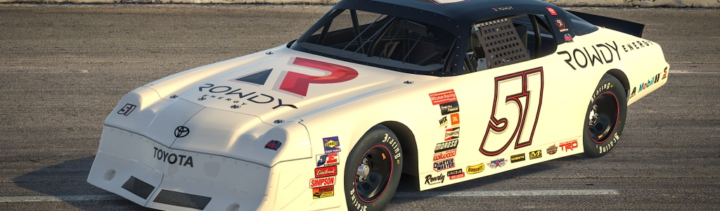 Replacements iRacing Series Video: April 7, 2020 (Myrtle Beach Speedway)