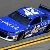 Kyle Larson at Daytona International Speedway - NASCAR Cup Series