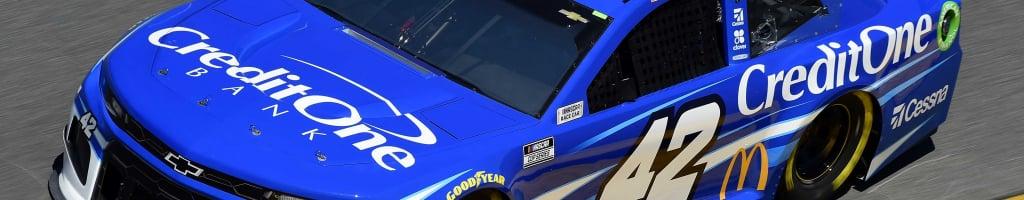 NASCAR driver Kyle Larson drops N-word (Video)