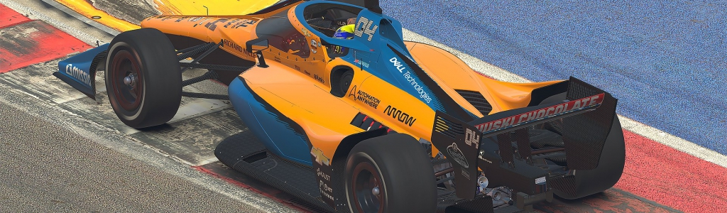 INDYCAR iRacing Results: April 25, 2020 – Circuit of the Americas