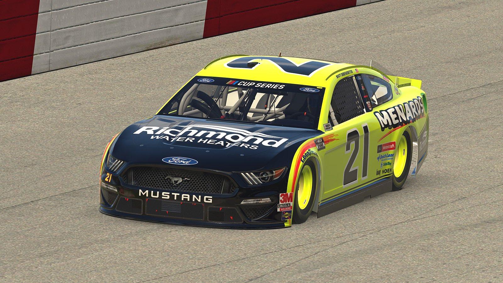 Matt DiBenedetto - NASCAR iRacing Series