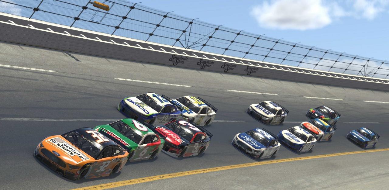 NASCAR Cup Series - Talladega Superspeedway