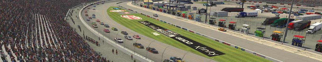NASCAR iRacing Results: April 19, 2020 – Richmond Raceway (Full Race Video)