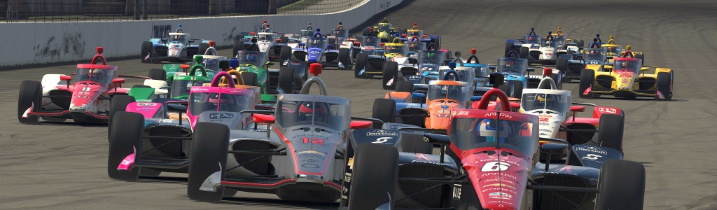 INDYCAR iRacing Results: April 18, 2020 – Twin Ring Motegi (VIDEO)