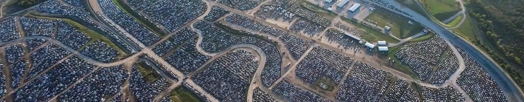 Texas World Speedway: Former NASCAR track being torn down