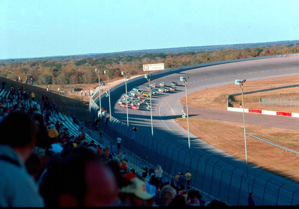 Texas World Speedway - 1985