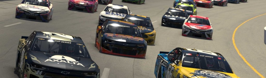 NASCAR iRacing TV Ratings: April 19, 2020 (Richmond Raceway)
