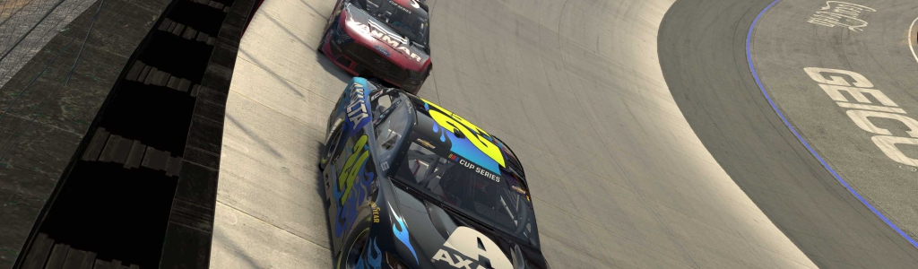 NASCAR iRacing Results: April 5, 2020 (Bristol Motor Speedway) Full Race Video