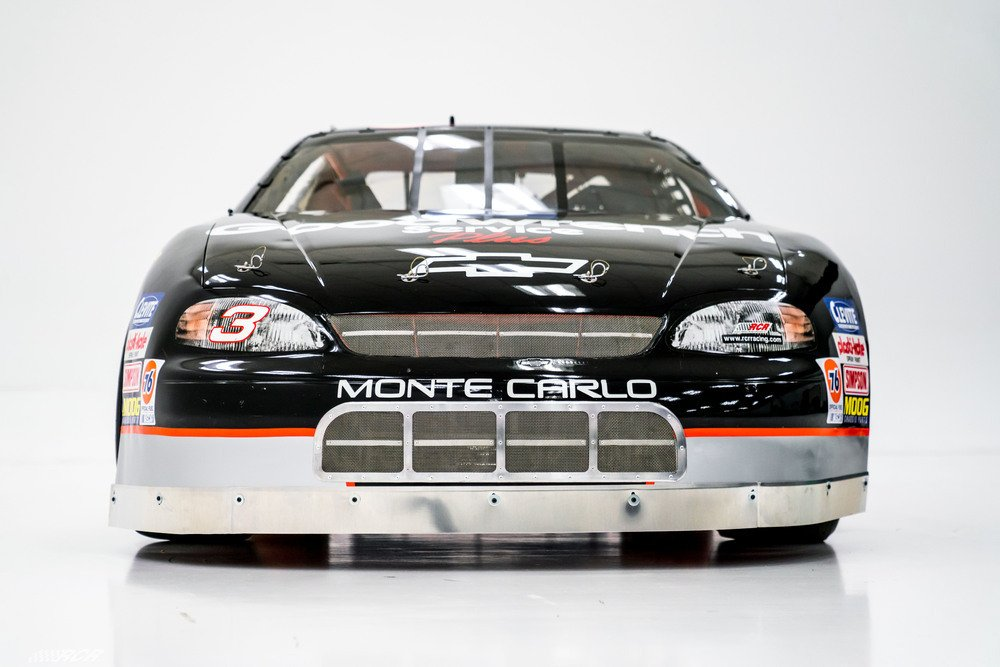 1996 Dale Earnhardt - Black #3 car